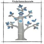 kinderkamer decoratie - originele kinderkamer versiering